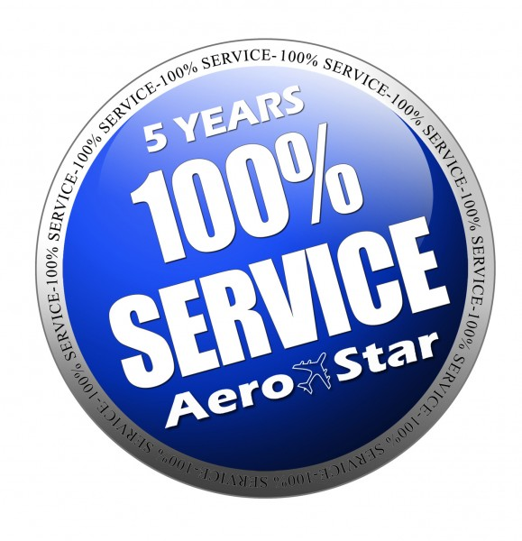 Garantieverlängerung AeroStar comfort auf 5 Jahre